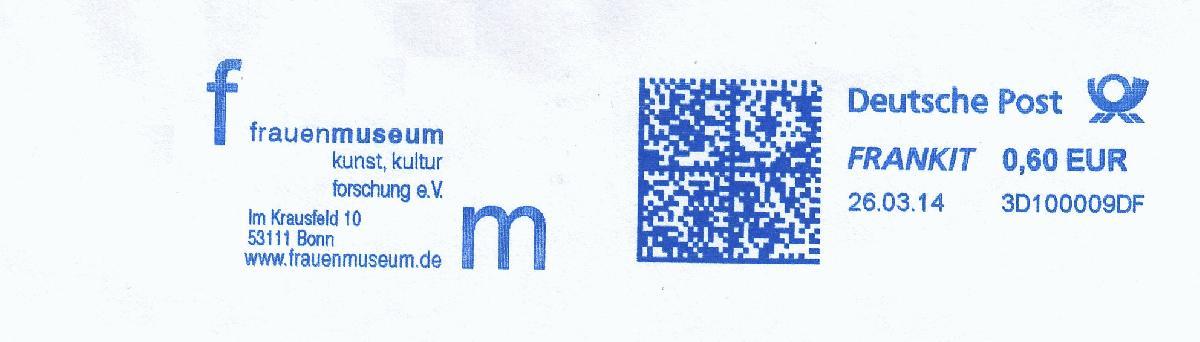德国FRANKIT德国友联邮资机符志欣赏(十四)