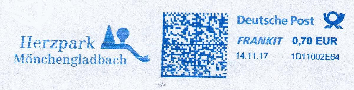 德国FRANKIT法国新邮邮资机符志欣赏(十六)