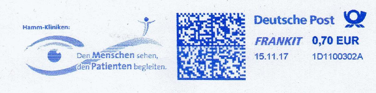 德国FRANKIT法国新邮邮资机符志欣赏(十七)